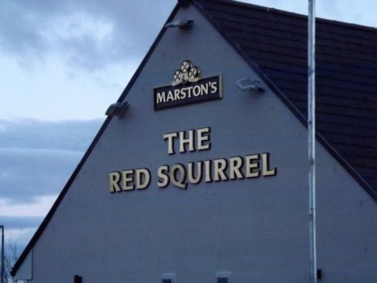 The Red Squirrel Lodge