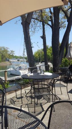 Catskill, NY: Creek Side Restaurant