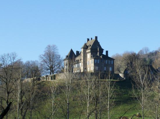 Chateau de Saint-Chamant