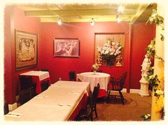Tuppee Tong Thai Restaurant Muncie In