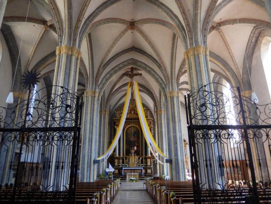 Laufen, ألمانيا: Stiftskirche