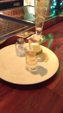 Bamboleo Biergarten: Great drinks