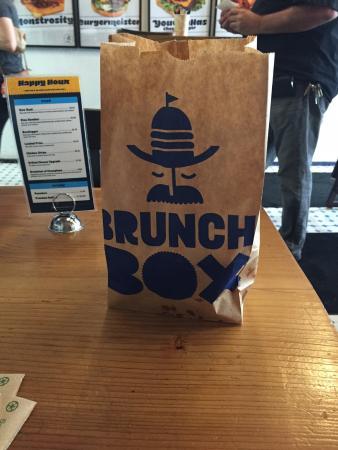 Brunchbox: Burger Box