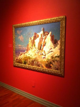 Huntsville, AL: part of the father and son painting exhibit