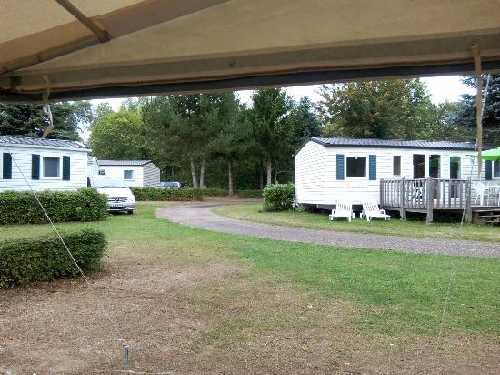 Larochette, Luxembourg: Camping Birkelt