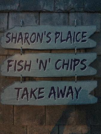Sharon's Plaice