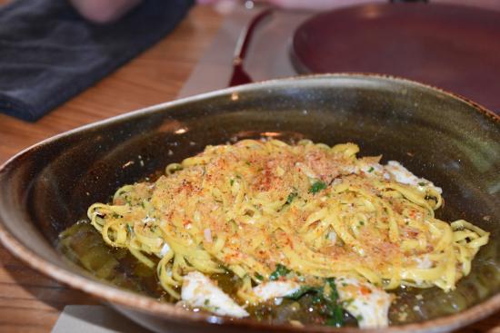 Cotogna: Crab pasta, absolutely delicious