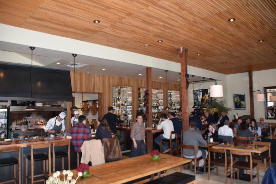 Cotogna: Restaurant interior