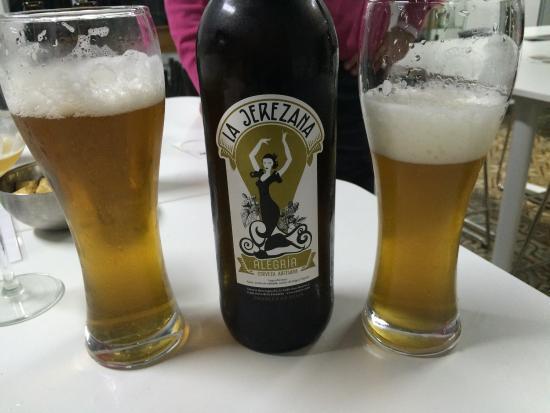 Craftbrewery La Jerezana Cerveza Artesana