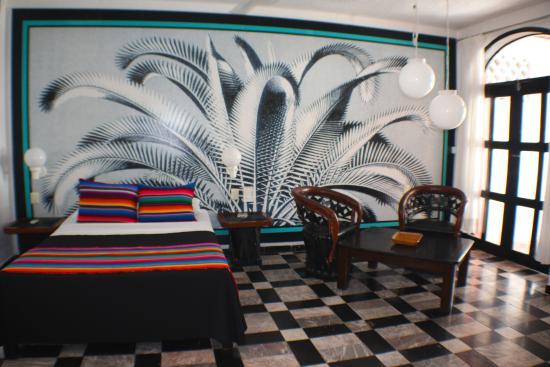 Maya Del Mar: Cómoda habitación con cocina integral con vista a la 5ta. avenida.