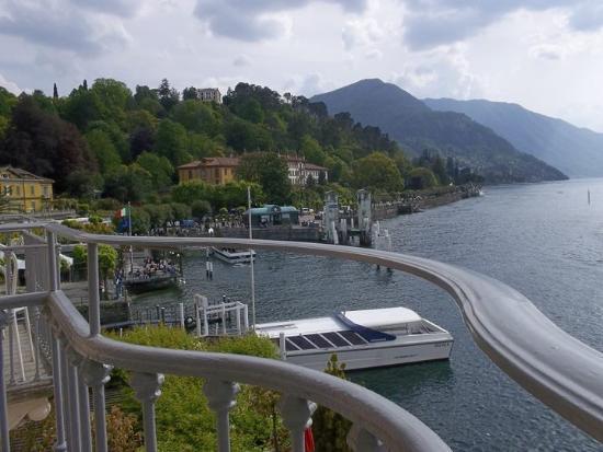 Hotel Metropole Bellagio: Lake view