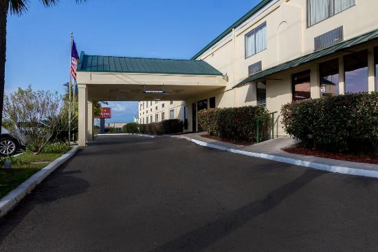 Marina Motel: Exterior2