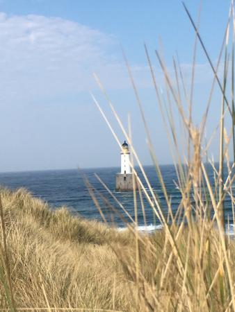 Peterhead, UK: The lighthouse