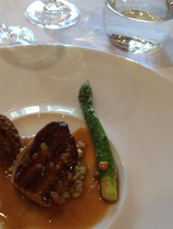 Monestier, Frankrig: Foie gras - perfection