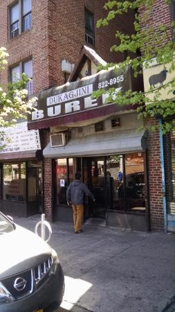 Photo of Modern European Restaurant Dukagjini Burktore at 758 Lydig Ave, Bronx, NY 10462, United States
