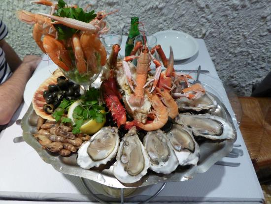 La Brasserie Armoricaine : Fraîcheur marine sur un plateau généreux de goût