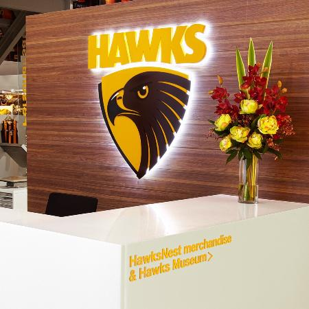 HawksNest Retail Shop