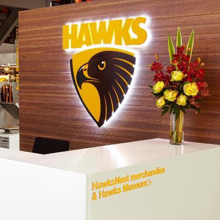 Mulgrave, Australia: HawksNest Retail Shop