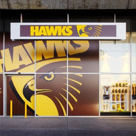 HawksNest Retail Shop