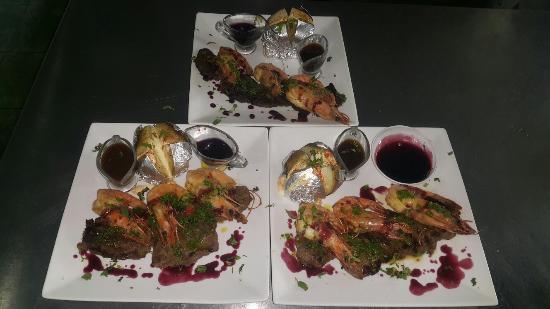 Pavones, Costa Rica: Restaurante Ranchos