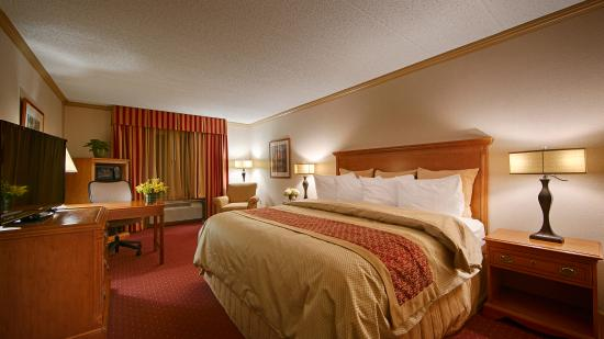 BEST WESTERN PLUS Murray Hill Hotel & Suites: Guest Room