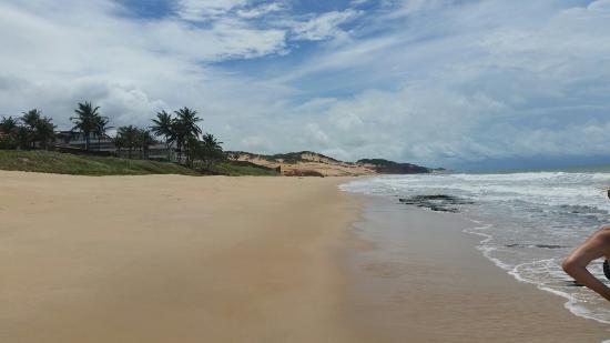 Dunas de Cotovelo : Fantástica playa de Cotovelo