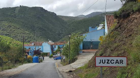 Juzcar, Spanien: 20160509_161620_large.jpg