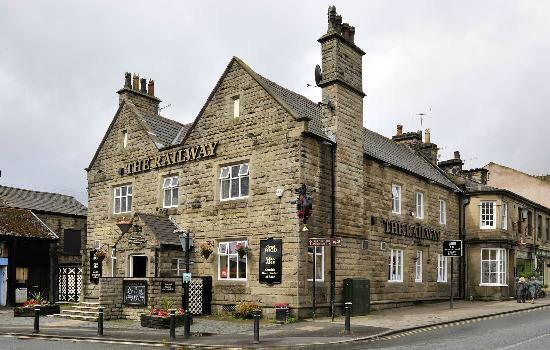 Ramsbottom, UK: The Railway Pub