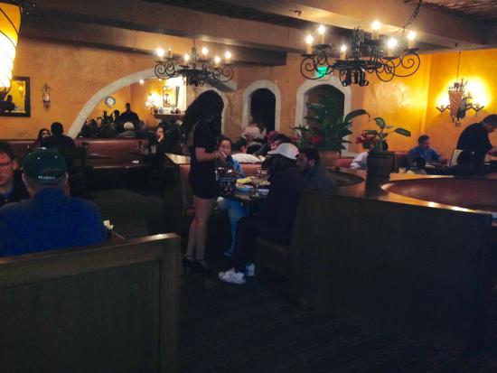 Dining room, El Torito, Woodland Hills, CA