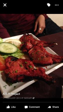 Sizzler Indian Restaurant: Sizzler Leighton buzzard