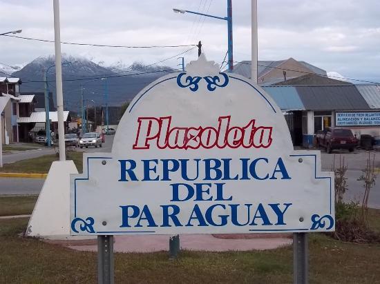 Plaza Republica del Paraguay