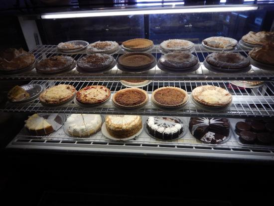 Port Lavaca, TX: Desert anyone?