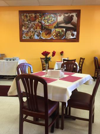 Ethiopian Buffet and Middle Eastern Cuisine