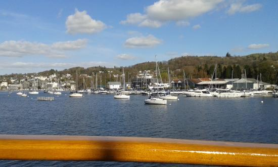 Bowness-on-Windermere, UK: more views from the boat