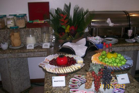 Poty Praia Hotel: cafe da manha
