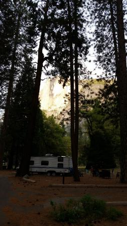 Lower Pines Campground Foto