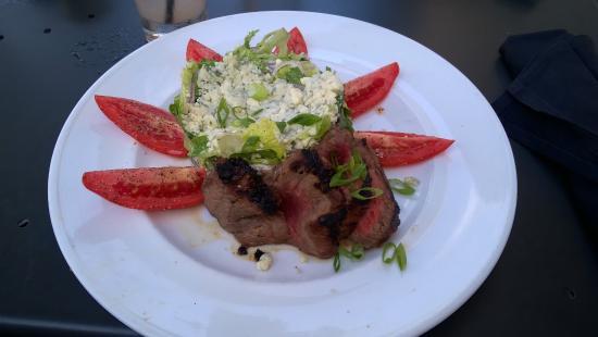 Tucker, GA: Steak Salad