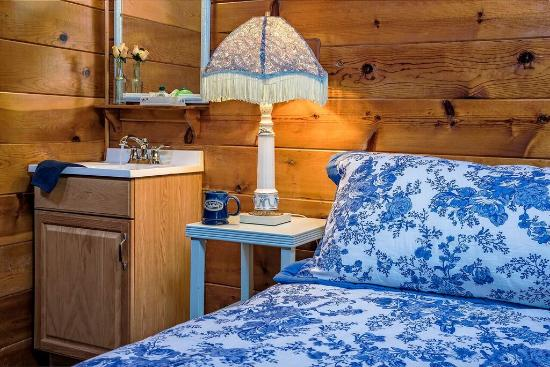St. Bernard Lodge: Bluebird Room