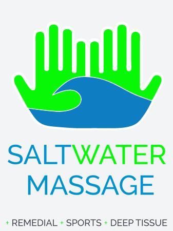 Saltwater Massage