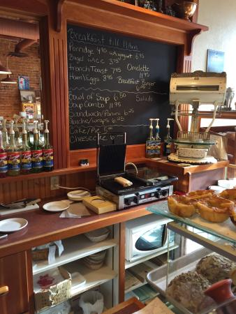 Copper Eagle Cappuccino and Bakery: photo0.jpg