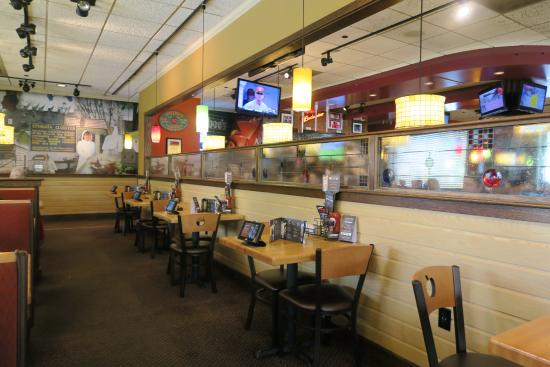 Interior at Applebee's