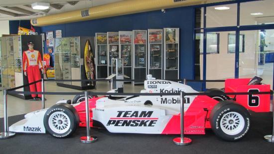 Dick Johnson Racing Raceshop and Museum