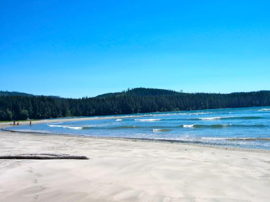 Pachena Bay Campground: Beach