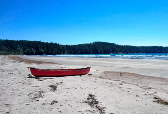 Pachena Bay Campground: Beach