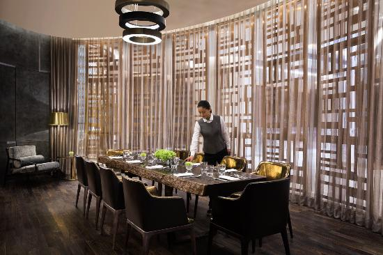 Dining / Urban Kitchen Private Dining room - Picture of JW ...