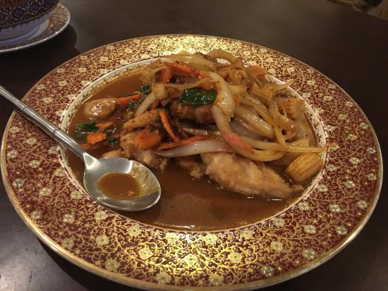 Thai Kitchen Bakersfield Menu Prices Restaurant