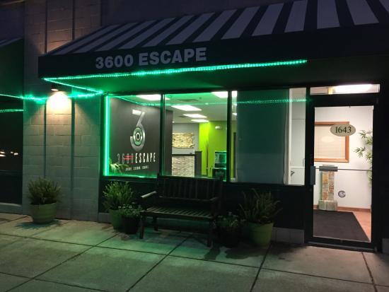 3600 Escape