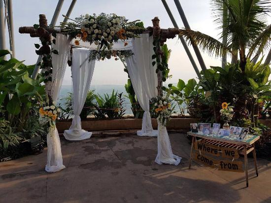 Soupanova Eco Sky My Dream Wedding Decoration That Fits Perfectly With