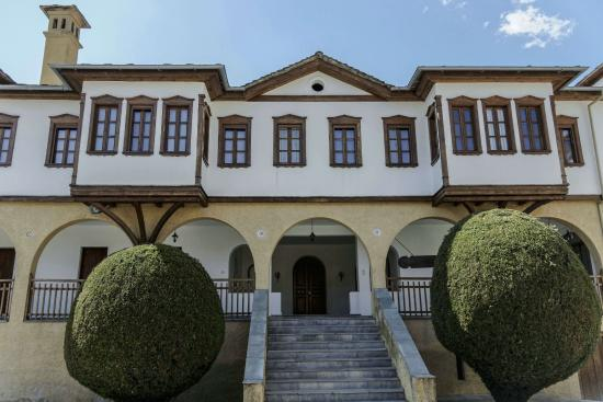 The Monastery of Timios Prodromos