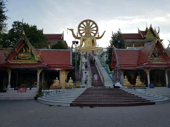 Bophut, Thailand: 20160505_181711_large.jpg
